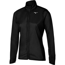 Mizuno Aero Jacket Women, black